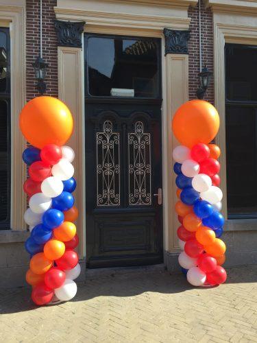 Ballonnenpilaar big holland